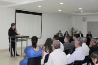 Entrega de credenciais - Cianorte 17 de abril