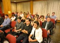 Entrega de Credenciais - Foz do Iguaçu 28 de setembro