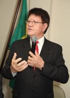 Entrega de credenciais - Guarapuava 27 de abril
