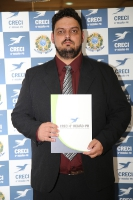 Entrega de credenciais - Maringá 09 de agosto