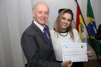 Entrega de Credenciais - Maringá 14 de Dezembro