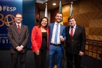 Entrega de Credenciais - Curitiba 20 de Setembro