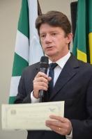 Entrega de Credenciais - Foz do Iguaçu 25 de Julho