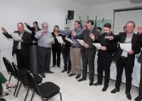 Entrega de Credenciais - Guarapuava 28 de Março