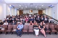 Entrega de Credenciais - Londrina 20 de Março