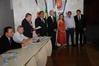 Entrega de Credenciais - Maringá 17 de Outubro