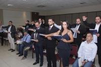 Entrega de Credenciais - Umuarama 16 de Abril